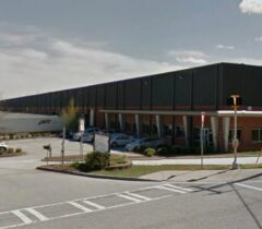 Rockdale Logistics Center - Front Pic