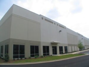 Twin Creeks Business Center_Building