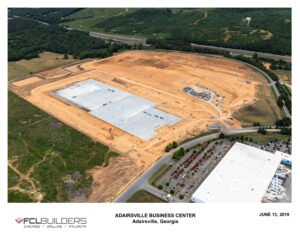 georgia north logistics center aerial 1