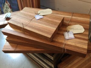 hazel park cutting boards