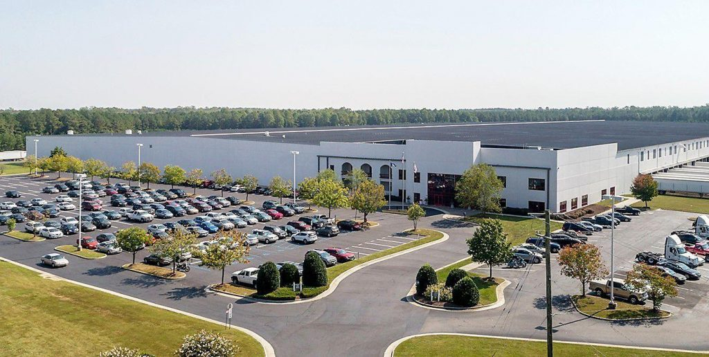 Virginia Gateway Logistics Center