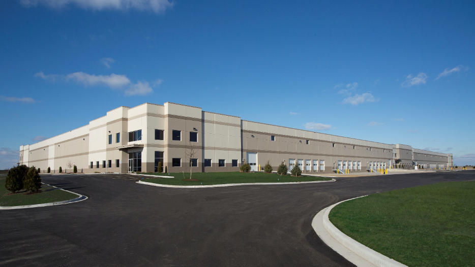 Enterprise Business Park Industrial Warehouse Property Wisconsin - Ashley Capital