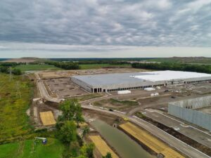 Crossroads-Distribution-Center-North-Ashley-Capital-Michigan-Industrial-Warehouse