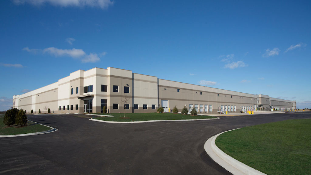 Enterprise Business Park - Wisconsin Industrial Real Estate Property - Ashley Capital