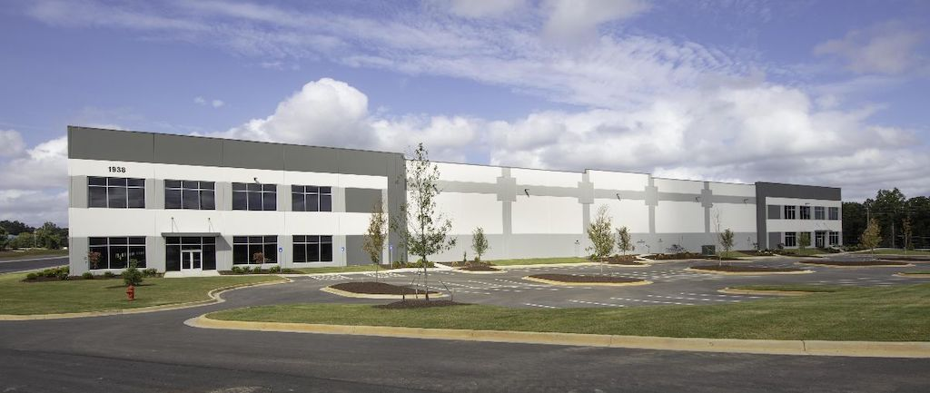 Conyers Logistics Center - Atlanta Industrial Real Estate Property - Ashley Capital